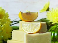 Jednoduché voňavé domácí mýdlo