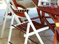 Židle jako nové