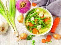 Oblíbené zeleninové polévky