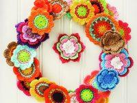 Srdíčka a květy
