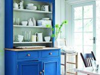 Kuchyňský nábytek, který zdobí
