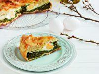 Jarní zeleninové koláče