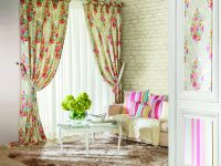 Proměna nábytku s pomocí tapet a textilu