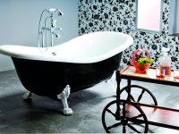 Nostalgická koupelna