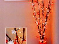 Kvetoucí větvičky