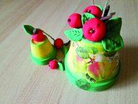 Jablíčkový zvonek