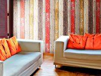 Zkrášlete stěny tapetami