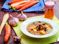 Husté polévky na zahřátí