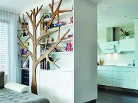 Stromy v pokoji