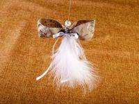 Andělíček z peří