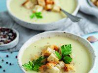 Rybí polévky