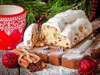 Kynuté vánoční pečivo