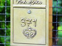 Jak vylepšit starou poštovní schránku