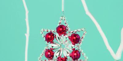 """Vánoční hvězdička """"Huderovka"""""""