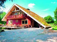 Alternativa klasické zelené střechy