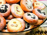 Starodávné kynuté koláče