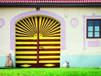 Proměny dveří
