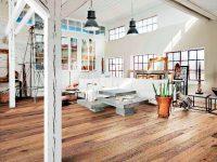 Nové podlahy se starým vzhledem
