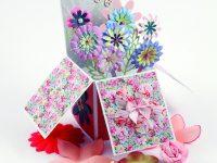 Květinové přání s překvapením