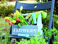 Bednička na květiny