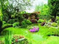 Tajuplná zahrada