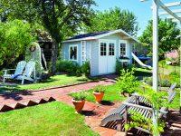 Domky a chatky do zahrady