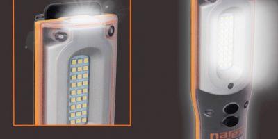 Multifunkční FLAT LED svítilna NAREX pro výherce!