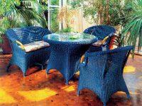 Pletený nábytek a doplňky