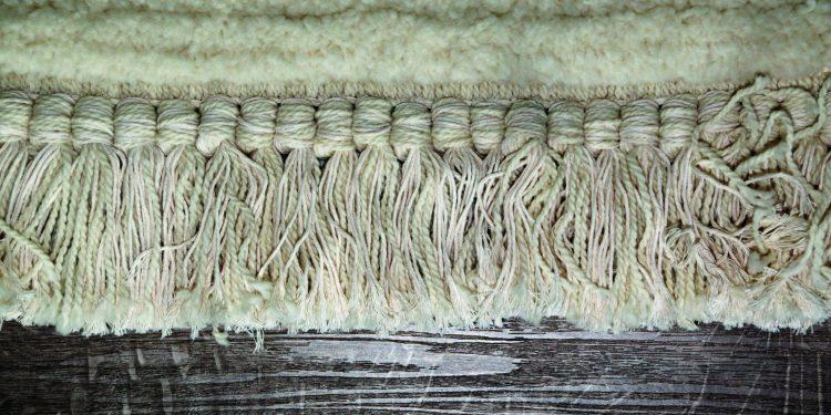 Koberce tkané z ovčí vlny jsou napořád