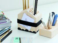 Stylový stojan na tužky