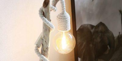 Nápaditá lampička