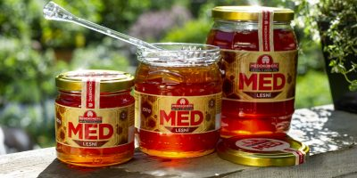 Soutěž o 3 balíčky s medy Medokomerc!