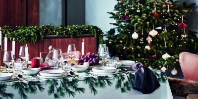 U nejkrásnějšího stolu…