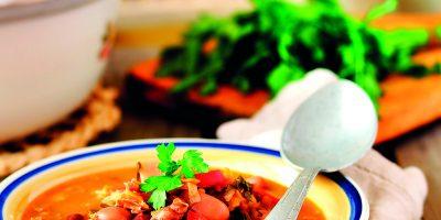 Vydatné polévky