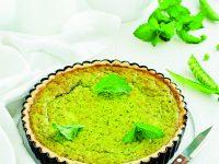 Čerstvý zelený hrášek