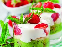 Voňavé jahody