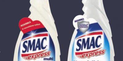 Dvě balení SMAC pro tři výherce!