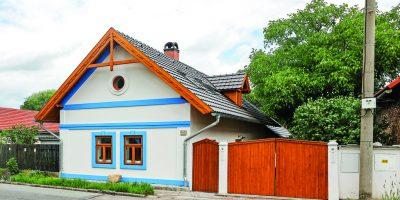 Dům po předcích zase žije