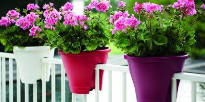 Květináče a truhlíky