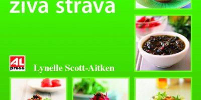 Kniha Raw – živá strava pro tři výherce!