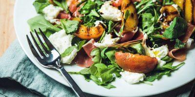 Křupavé saláty pro milovníky masa