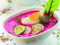 Zeleninové i ovocné polévkové variace