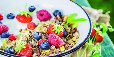 Snídaně s ovocem aneb sladký start do nového dne
