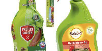 Balíček Protect Garden pro tři výherce!