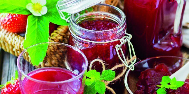 Osvěžující nápoje plné vitaminů
