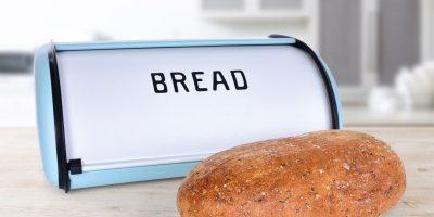 Kovový chlebník pro dva výherce!