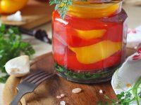 Vitaminy ve sklenicích