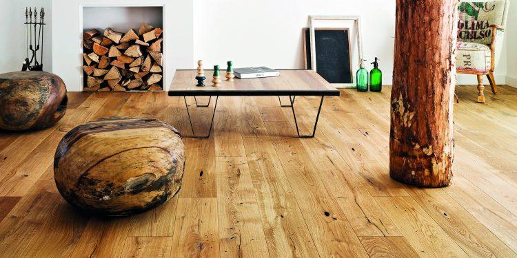 Výběr, pokládka a údržba dřevěné podlahy
