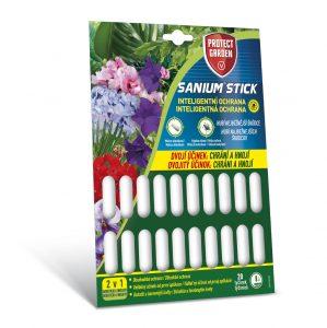 Sanium stick proti mšicím a molicím pro tři výherce!