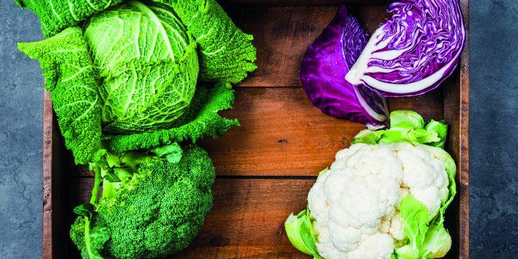 Pravidla pro skladování košťálové zeleniny